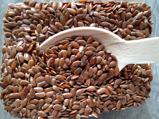 Lněné semínko je plné antioxidantů