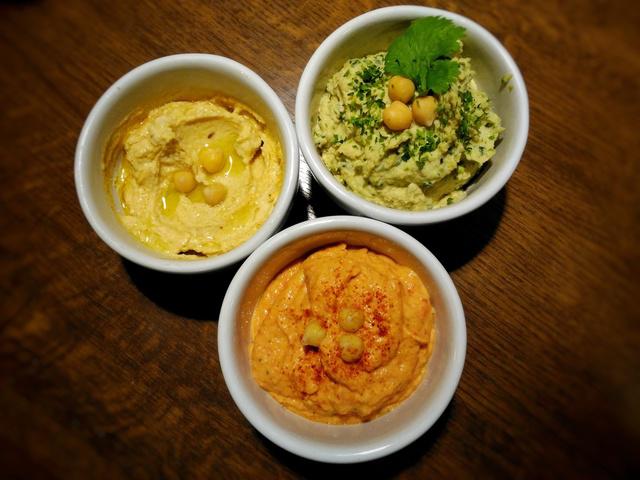 Hummus 3x jinak