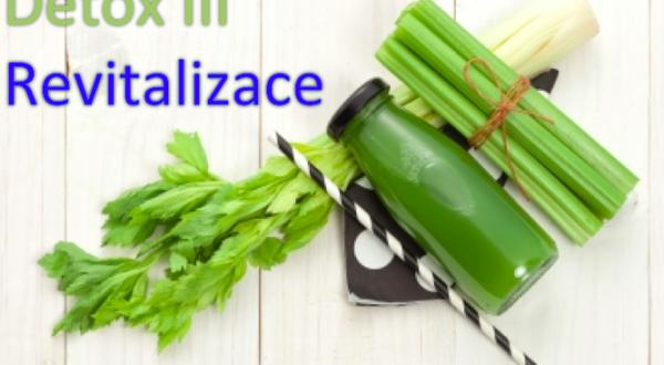 Revitalizace po detoxikaci