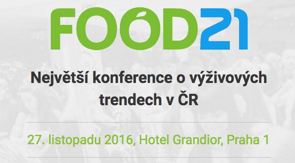 Konference Food 21
