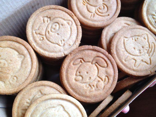 Domácí celozrnné sušenky