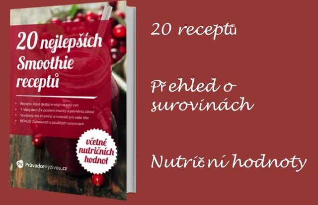 20 nejlepších smoothie receptů – recenze