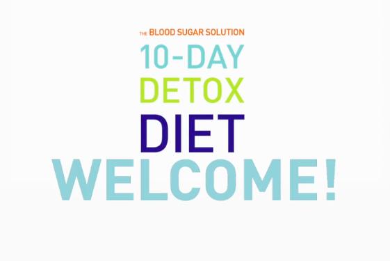 10denní detox na regulaci krevního cukru podle dr. Marka Hymana