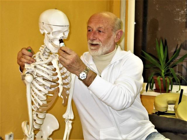 S panem Karlem Hádkem – o aromaterapii