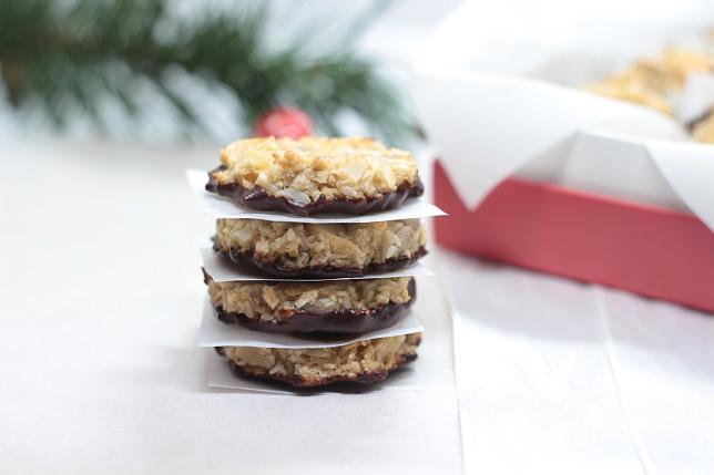 Ovesné sušenky s oříšky a čokoládou