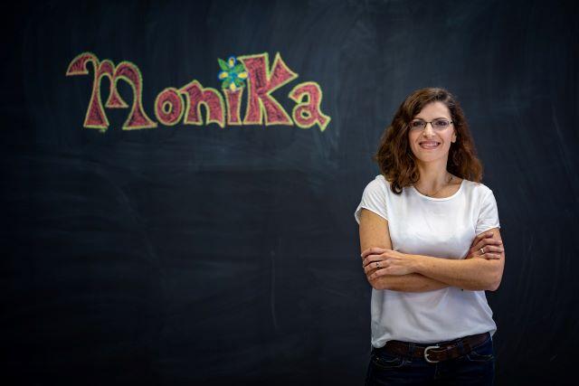 Monika Novotná - terapeutka klinické nutriční medicíny