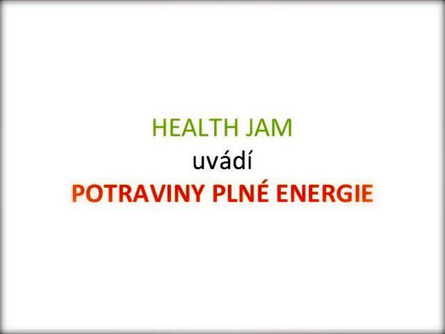 Potraviny, které vám dodají energii