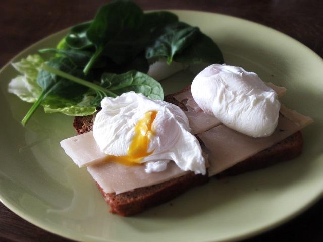Ztracená vejce, aneb detox snídaně i pro chlapáky