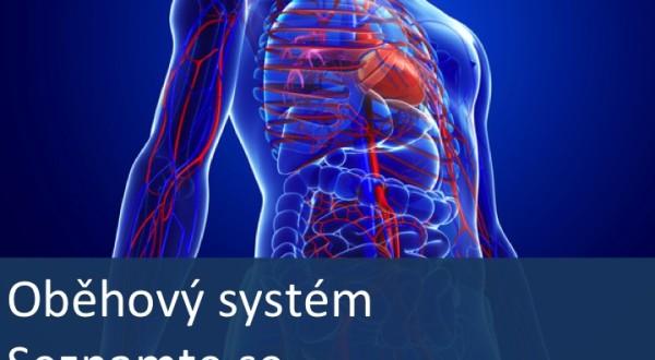 Nemoci oběhové soustavy – úvod