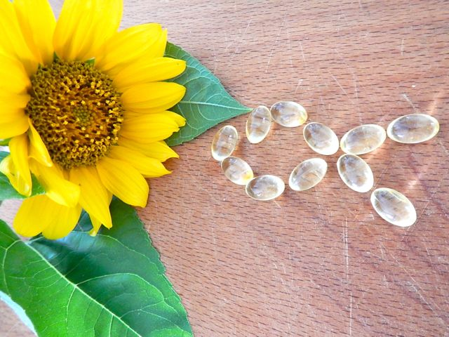 Vitamín E a koenzym Q 10 – nejsilnější antioxidanty