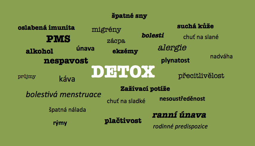 Polemika o detoxu – Proč do toho jdu