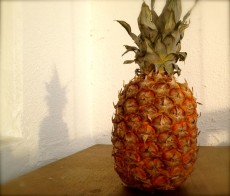Ananas – skvělý parťák nejen na novoroční večírek