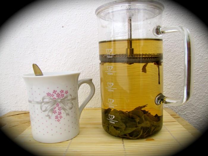 Příprava čaje