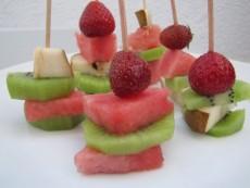 Ovocné jednohubky