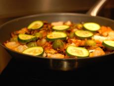 Zimní paella po chlapsku (za 5 minut)