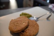 Pikantní pekanové sušenky