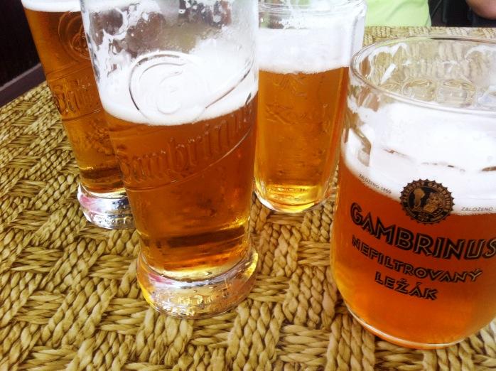 Když je pivo prospěšné