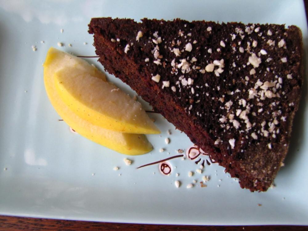 Nejzdravější brownie z červené řepy