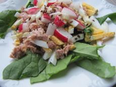 Salát z tuňáka